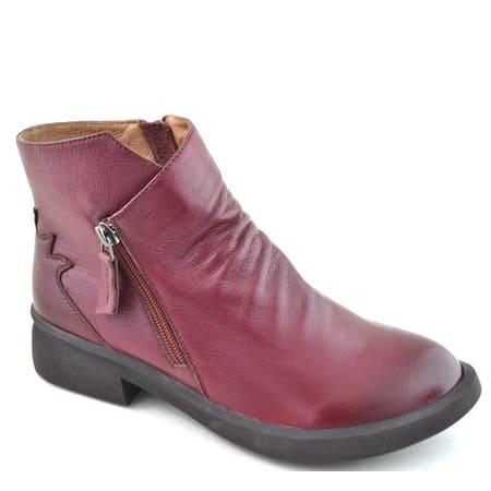 обувь женская ботинки MAKFINE 98-03-01-O СКИДКА -10%