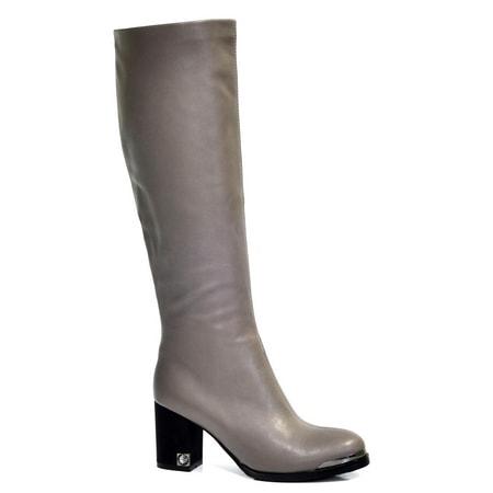 обувь женская сапоги MAKFLY 35-269-01C3 СКИДКА -10%