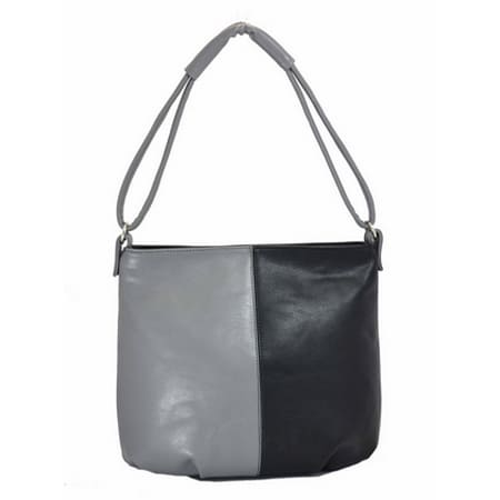 сумка женская MISS-BAG Тери-черно-серый цена 1683 руб.
