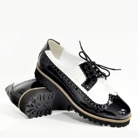обувь женская полуботинки OLIVIA 02-1936-9 СКИДКА -10%