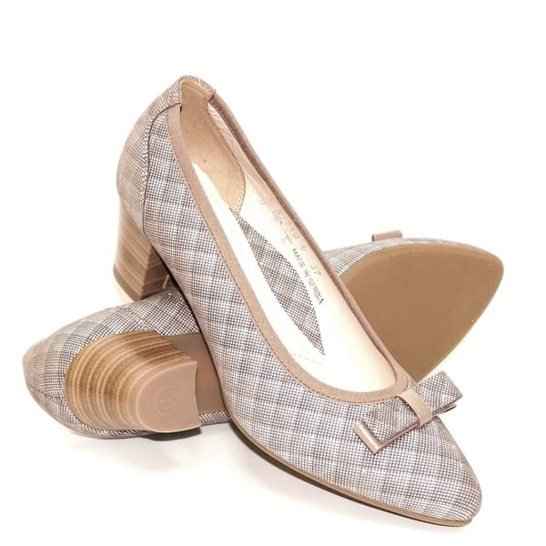 туфли OLIVIA 02-20560-5 цена 5022 руб.
