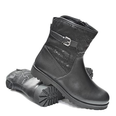 обувь женская полусапоги OLIVIA 02-2897-15 СКИДКА -25%