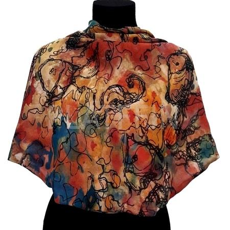 платок PLATFFIN 17019-2 цена 567 руб.