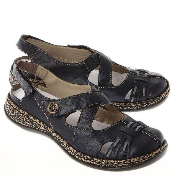 туфли RIEKER 46377-14 цена 3832 руб.