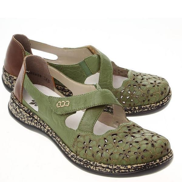 туфли RIEKER 463H4-52 цена 3752 руб.
