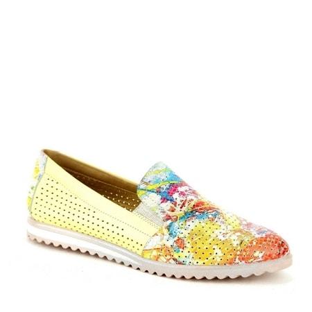 обувь женская слипоны ROMAX A770401 СКИДКА -10%