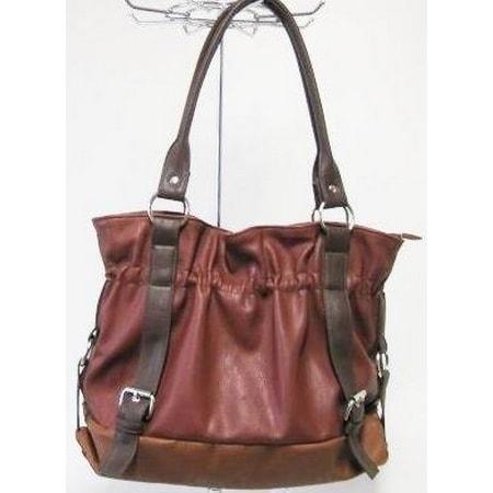 сумка женская САЛОМЕЯ 789-мульти-коньяк-бордо цена 1250 руб.