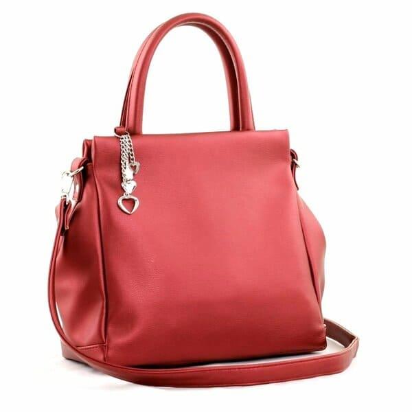 сумка женская SALOMEA 337-bordo цена 2421 руб.