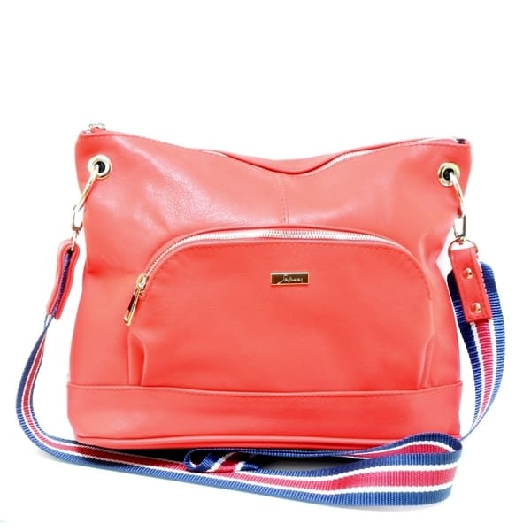 сумка женская САЛОМЕЯ 533-красный-спорт цена 2032 руб.