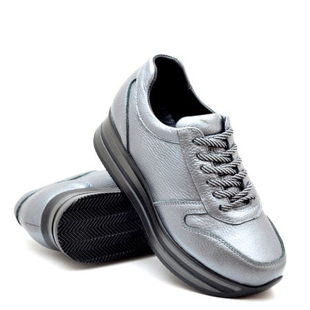 кроссовки SHOESMARKET 603-D17KA-885-GRI цена 4950