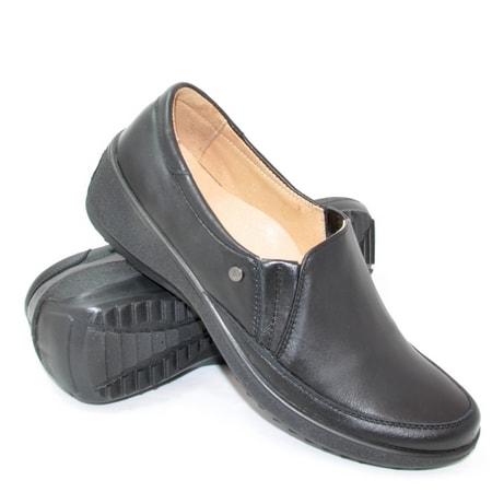 обувь женская полуботинки SHOIBERG 812-01-04-01 СКИДКА -10%