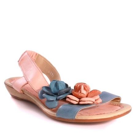 обувь женская босоножки SHOESMARKET 270-S-15-6-9 СКИДКА -10%