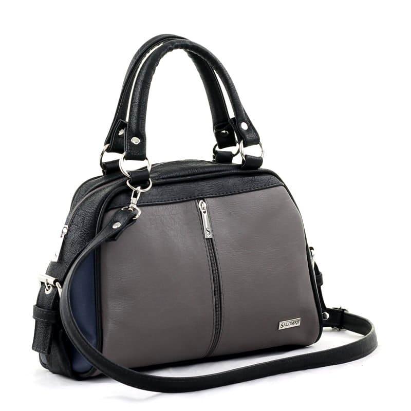сумка женская SALOMEA 257-multi-dzhinsovyjj цена 2709 руб.