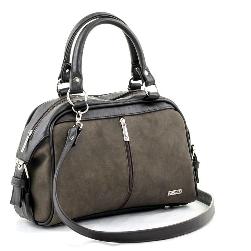 сумка женская SALOMEA 257-sfinks-shokolad цена 2709 руб.