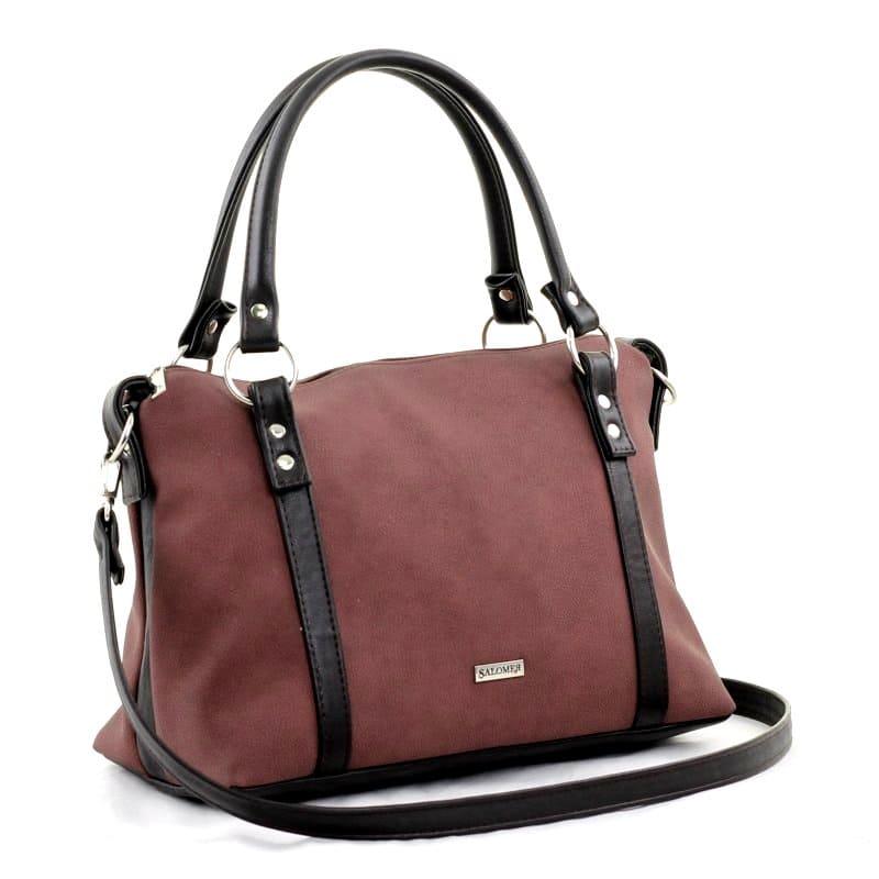 сумка женская SALOMEA 486-sfinks-burgundi цена 2592 руб.
