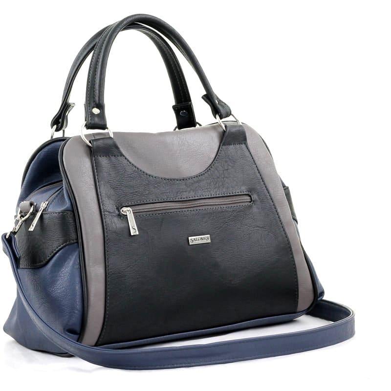 сумка женская SALOMEA 989-multi-dzhinsovyjj цена 2754 руб.