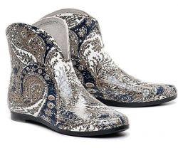 сапоги резиновые KEDDO 318505-02#6 обувь женская в интернет магазине DESSA