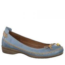 балетки JANA 22111-20-833 обувь женская в интернет магазине DESSA