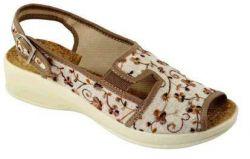 босоножки ADANEX 16686 обувь женская в интернет магазине DESSA