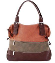 сумка SALOMEA 541-multi-kashtan сумка женская в интернет магазине DESSA