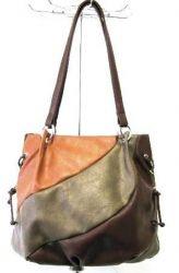 сумка SALOMEA 641-multi-kashtan сумка женская в интернет магазине DESSA