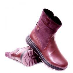 полусапоги OLIVIATIM 28-6560-2 обувь женская в интернет магазине DESSA