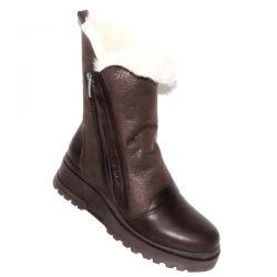 полусапоги OLIVIATIM 28-7061-2 обувь женская в интернет магазине DESSA