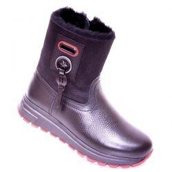 полусапоги OLIVIATIM 28-6950-1 обувь женская в интернет магазине DESSA