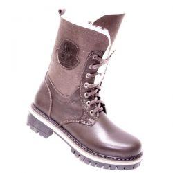 ботинки OLIVIATIM 28-7021-2 обувь женская в интернет магазине DESSA