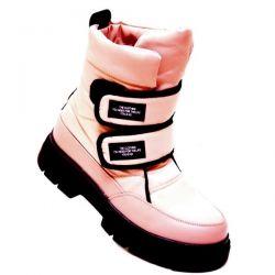 дутики KUMFO K213-FK-01RQ обувь женская в интернет магазине DESSA
