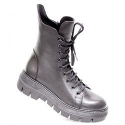 ботинки SHOESMARKET 433-770-SYN обувь женская в интернет магазине DESSA