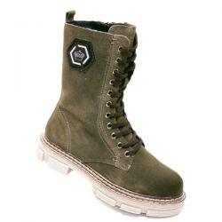 ботинки KEDDO 818796-01-02 обувь женская в интернет магазине DESSA