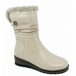 полусапоги EVALLI 8A223-W260-8M обувь женская в интернет магазине DESSA