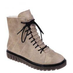 ботинки KUMFO K213-HP-02B-Q обувь женская в интернет магазине DESSA