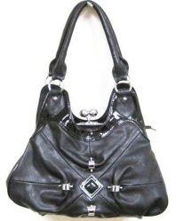 сумка LORETTA 6672-floter-chernyi сумка женская в интернет магазине DESSA