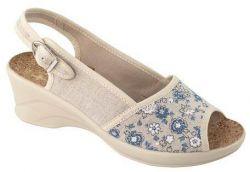 босоножки ADANEX 15698 обувь женская в интернет магазине DESSA