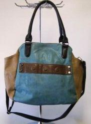 сумка SALOMEA 114-multi-lazur сумка женская в интернет магазине DESSA