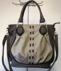 сумка SALOMEA 120-multi-cherno-seryi сумка женская в интернет магазине DESSA