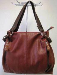 сумка SALOMEA 610-multi-koniak-bordo-shokolad сумка женская в интернет магазине DESSA