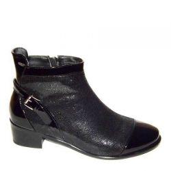 ботинки ASCALINI D8369BKL обувь женская в интернет магазине DESSA