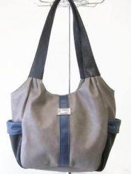 сумка SALOMEA 890-multi-dzhins-chernyi сумка женская в интернет магазине DESSA
