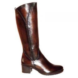 сапоги ALPINA 3603-5 обувь женская в интернет магазине DESSA