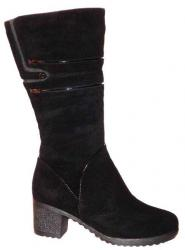 сапоги ASCALINI CZ11262BR обувь женская в интернет магазине DESSA