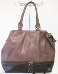 сумка SALOMEA 134-kapuchino-shokolad сумка женская в интернет магазине DESSA