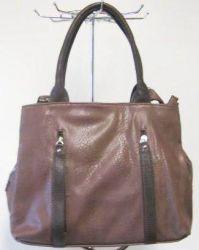 сумка SALOMEA 127-kapuchino-shokolad сумка женская в интернет магазине DESSA