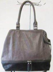 сумка SALOMEA 134-seryi-chernyi сумка женская в интернет магазине DESSA