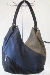 сумка SALOMEA 101-multi-dzhins-chernyi сумка женская в интернет магазине DESSA