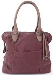 сумка LORETTA 1176-vishnia-orekh-EURO сумка женская в интернет магазине DESSA