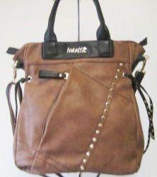 сумка LORETTA 1935-kakao-shokolad сумка женская в интернет магазине DESSA