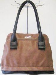 сумка LORETTA 1321-kakao-shokolad сумка женская в интернет магазине DESSA
